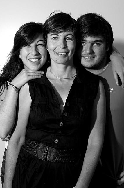 Stéphanie, Anne-Marie et Yannick